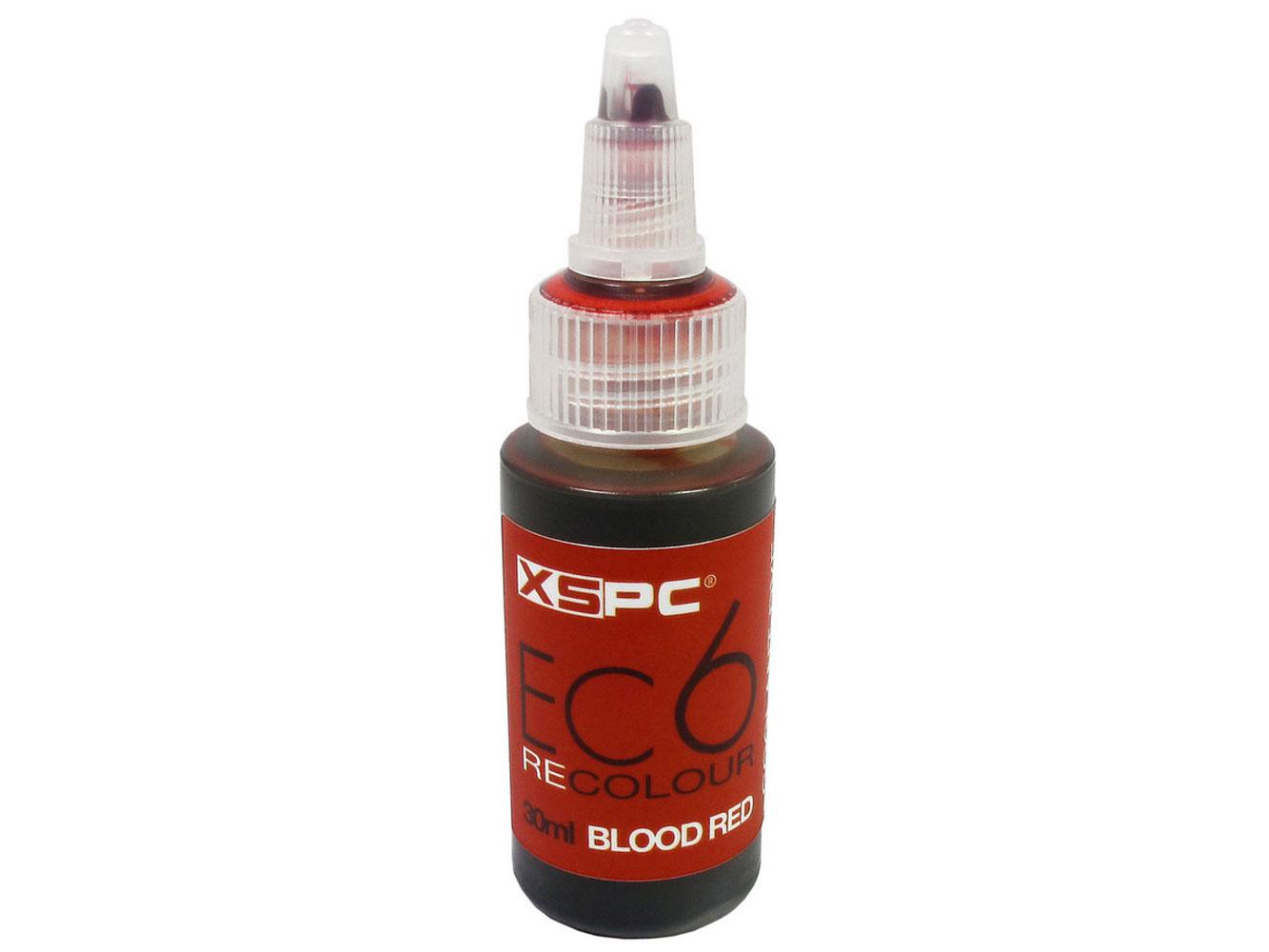 EC6 ReColour Dye - Blood Red — XSPC - Performance PC