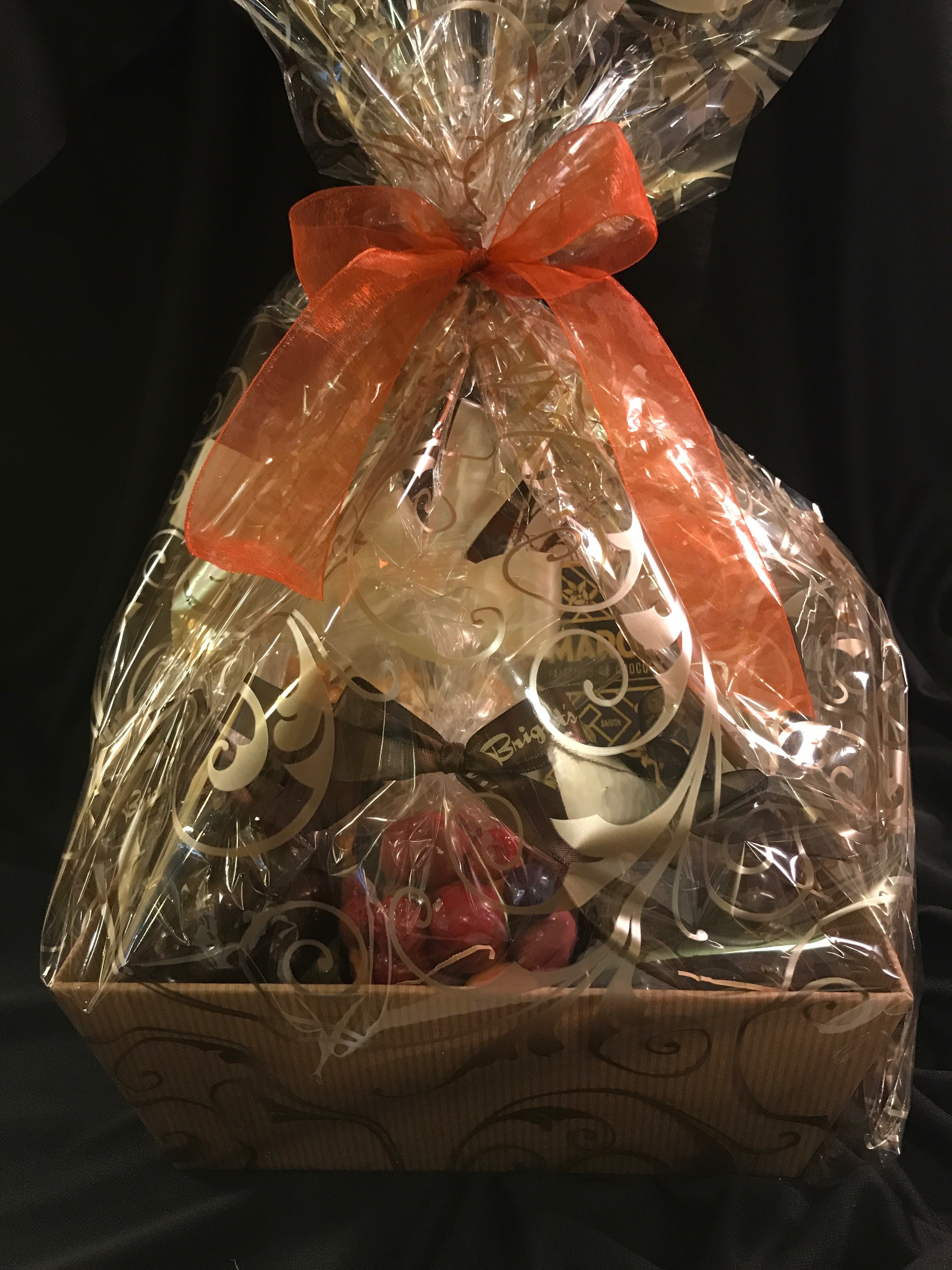 Gift packages custom made for our customers