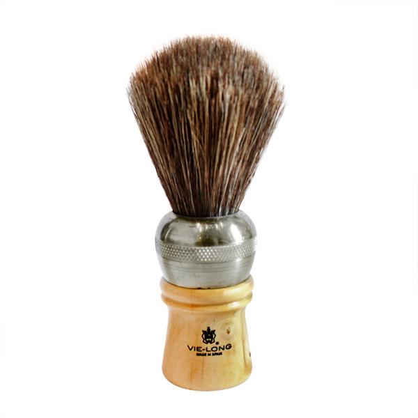 Vie-Long Cachurro Horse Hair Shave Brush