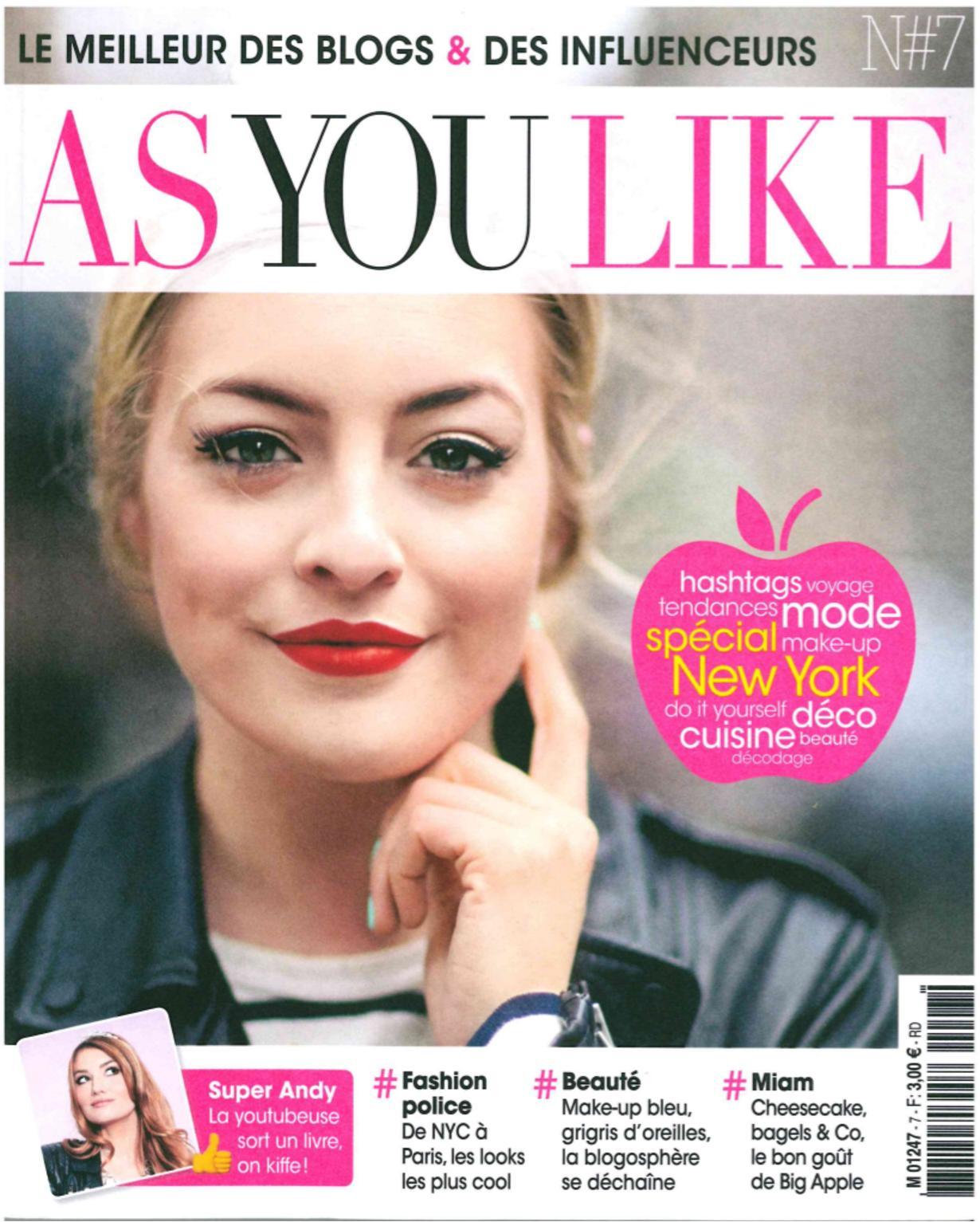 As You Like magazine