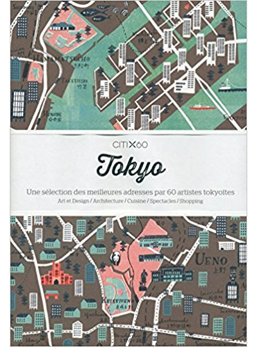 City maps Tokyo