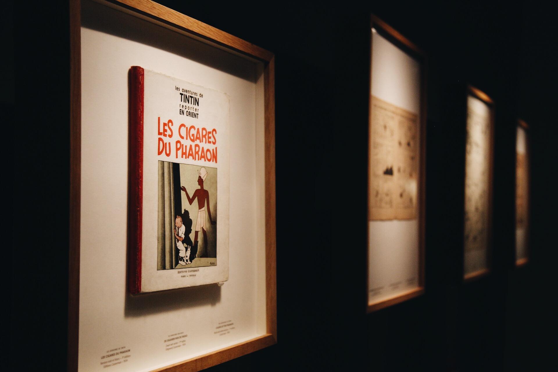 musée-hergé-cigare-du-pharaon-tintin-belgique.JPG