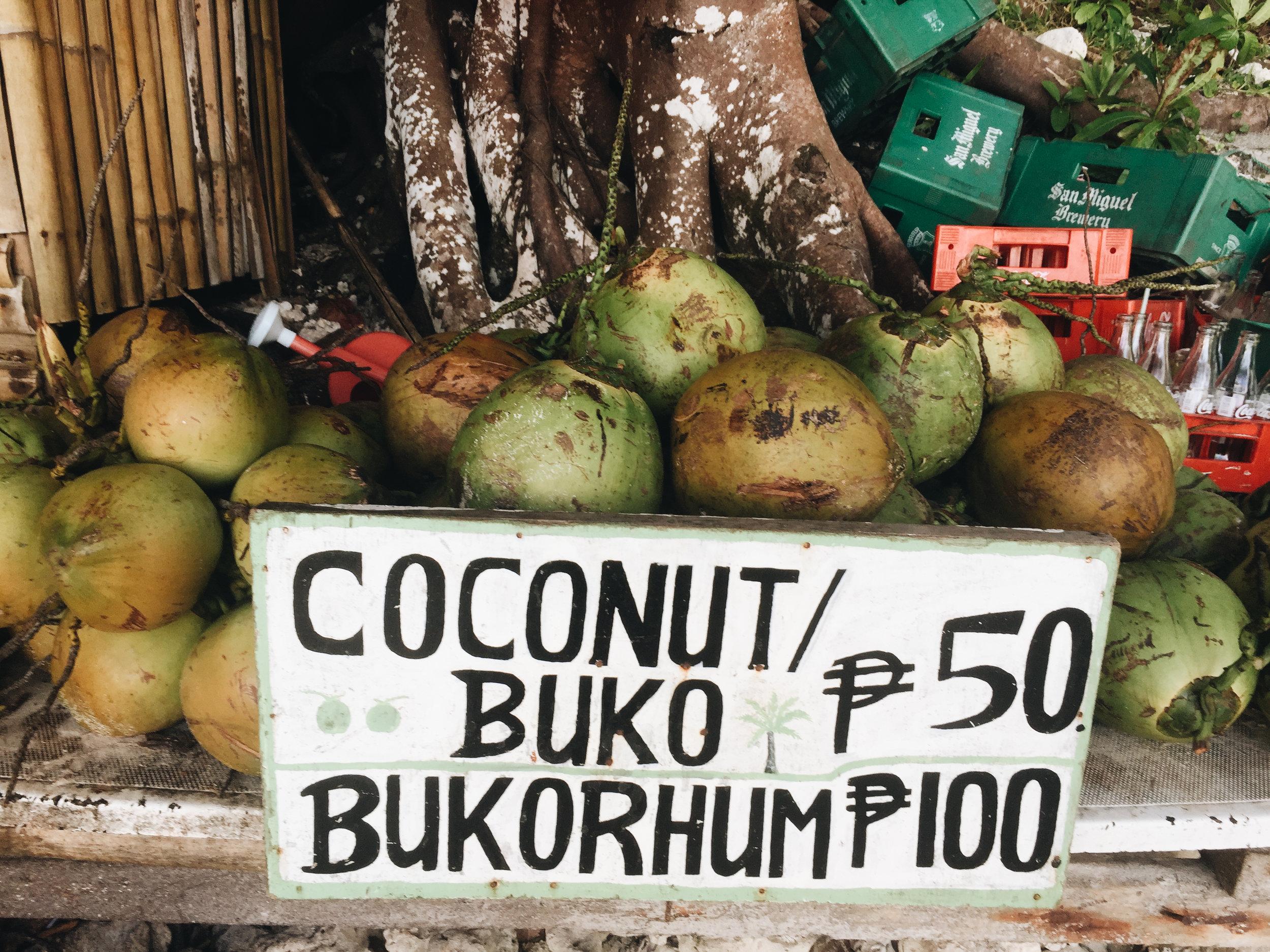Coconut & Buko