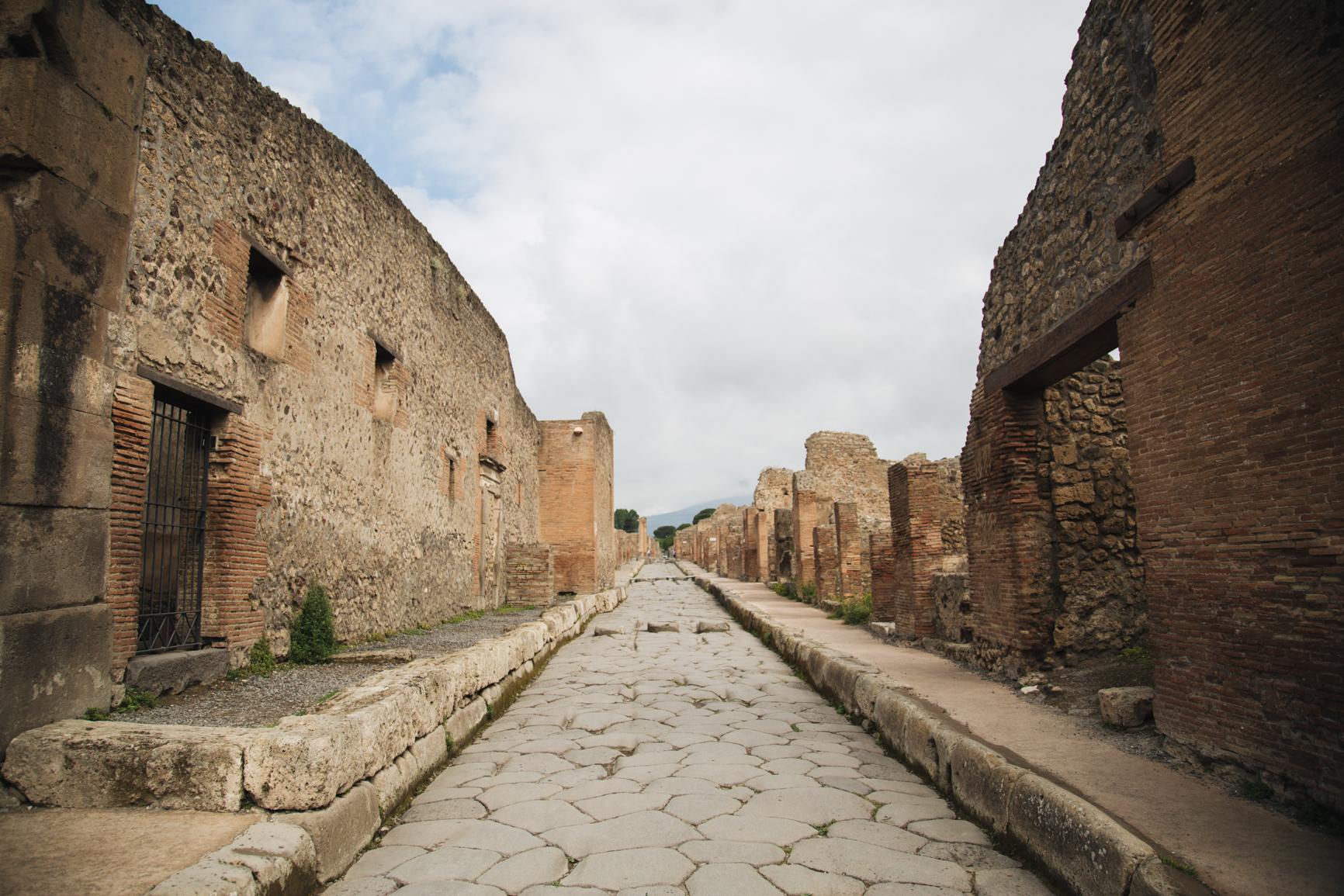 Quelques heures à Pompéi — Visiter le site archéologique 1.jpg