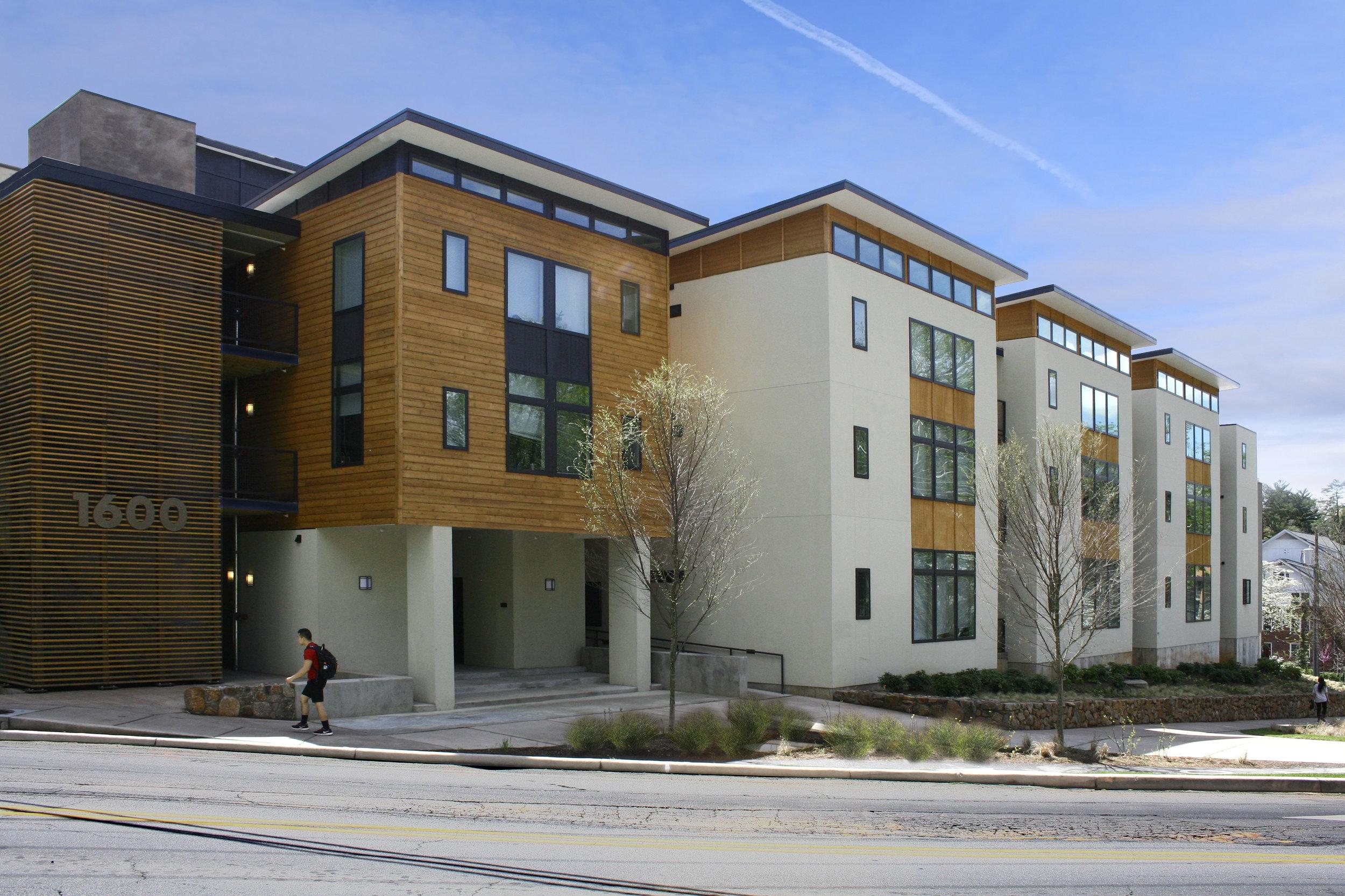South Range Multi-Family Housing