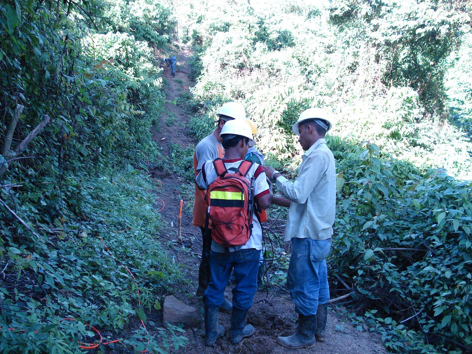 Seismic Acquisition - Petrolera Del Atlantico, A-7 Exploration Block, Guatemala