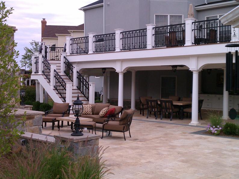 Glenelg Residence Patio