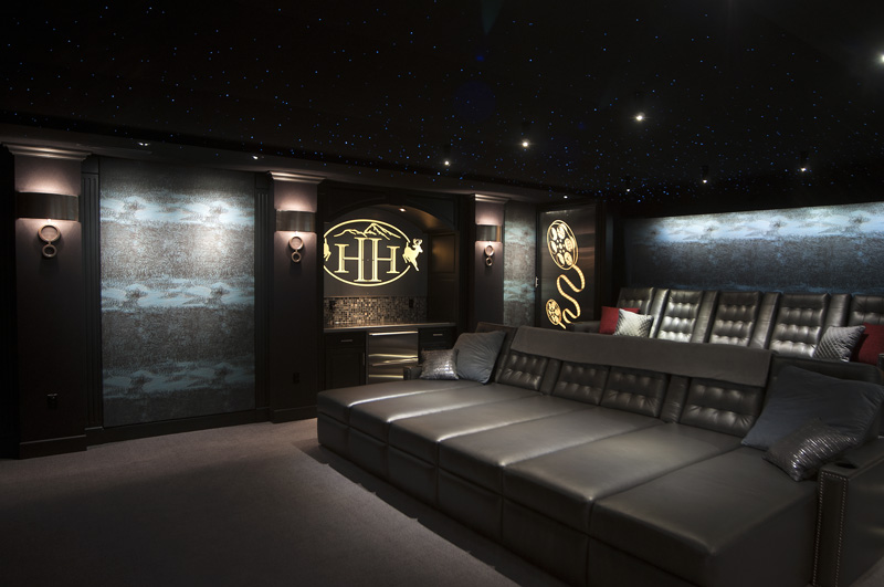 Custom Install Gallery Simplified Acoustics Acoustic Products Design Consultation And Installation