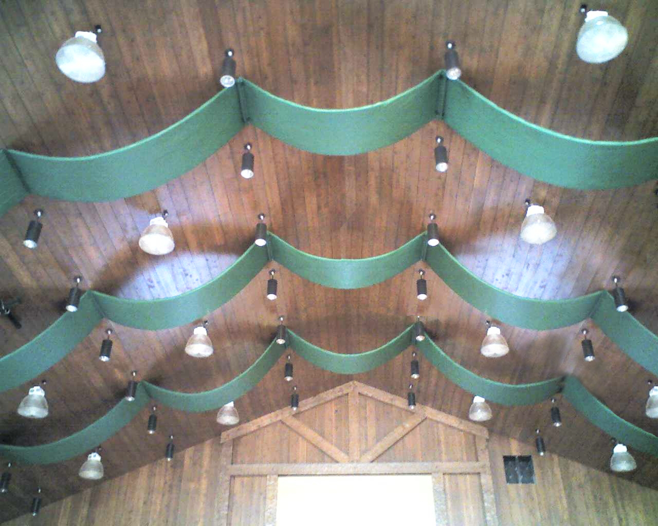 Gymnasium Installation