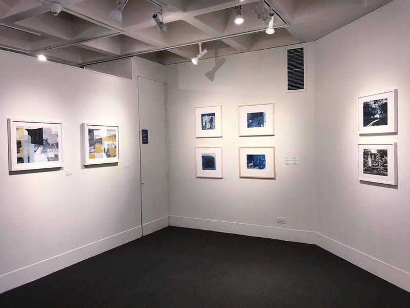 Installation Shot curtesy of U.C. Gallery