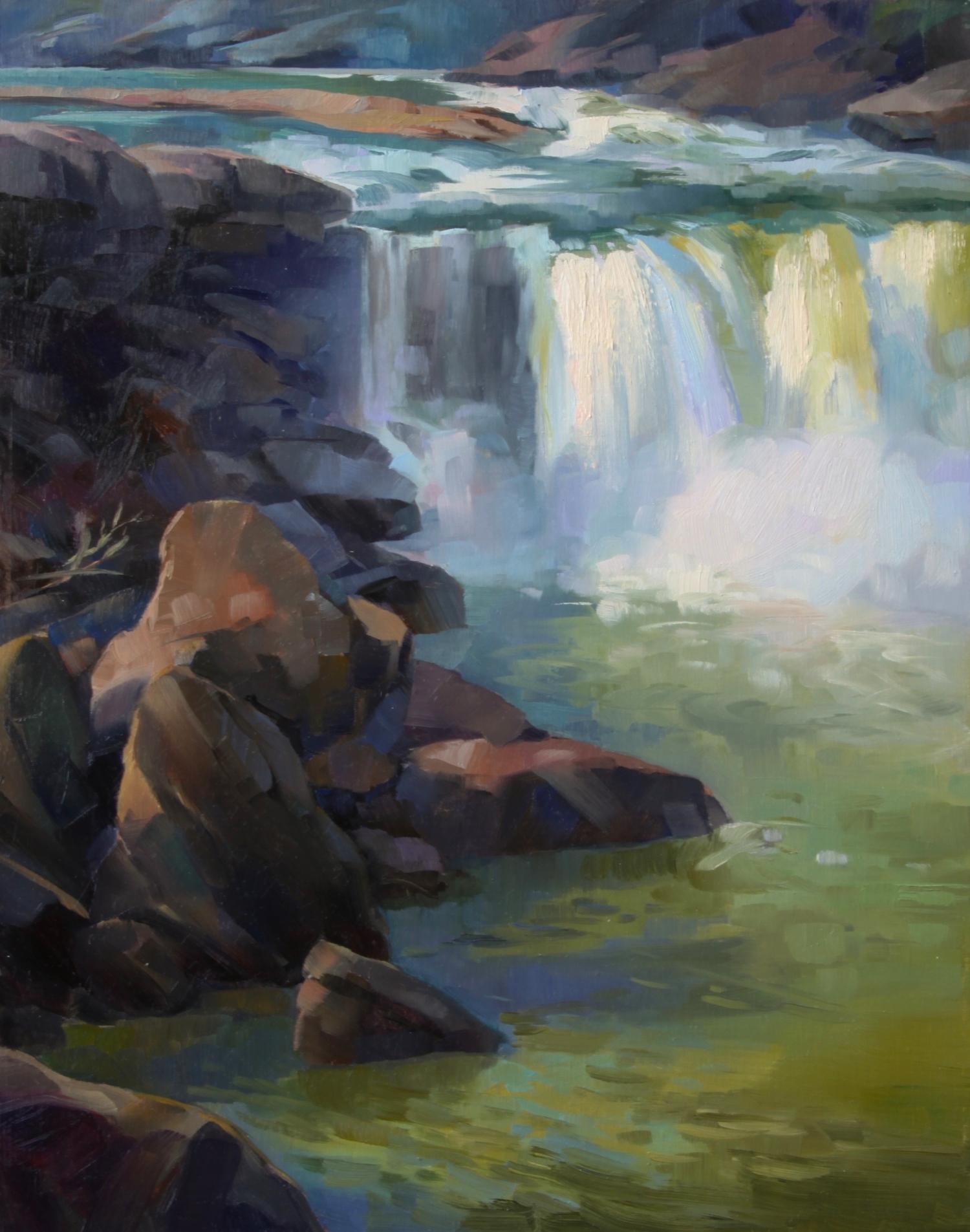 Morning, Cumberland Falls