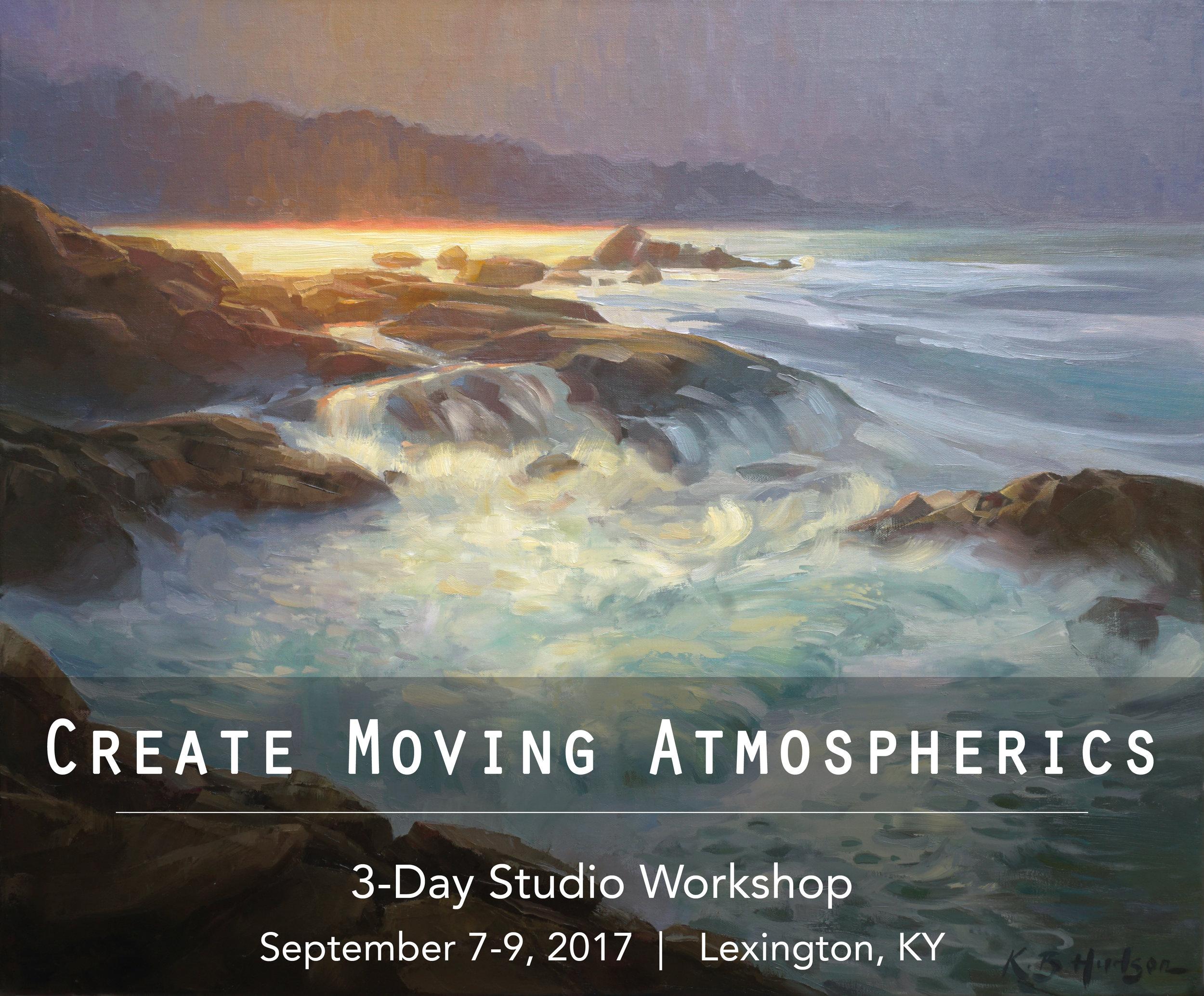 Kathleen Hudson Workshop Banner