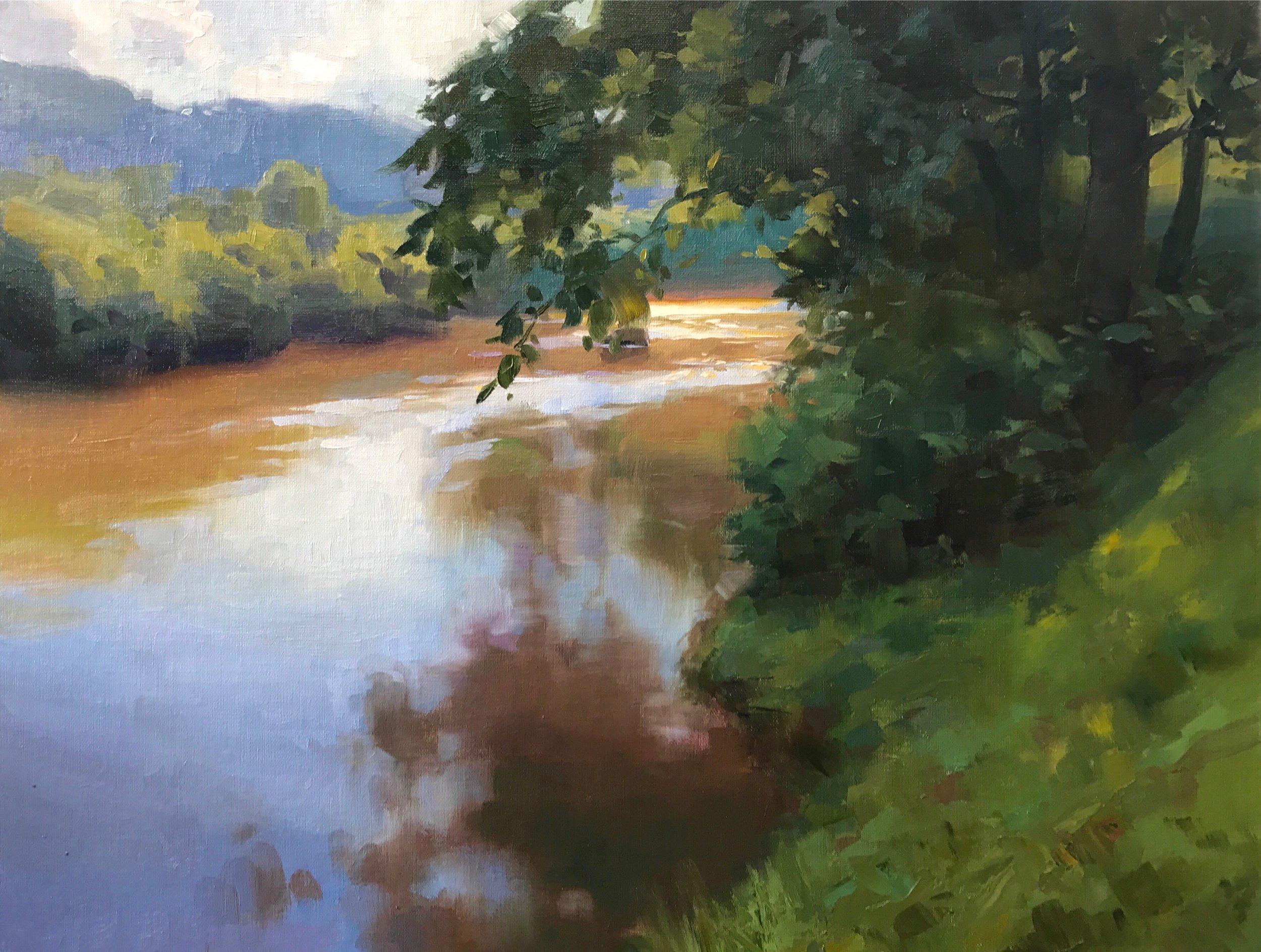 Light on the Little River