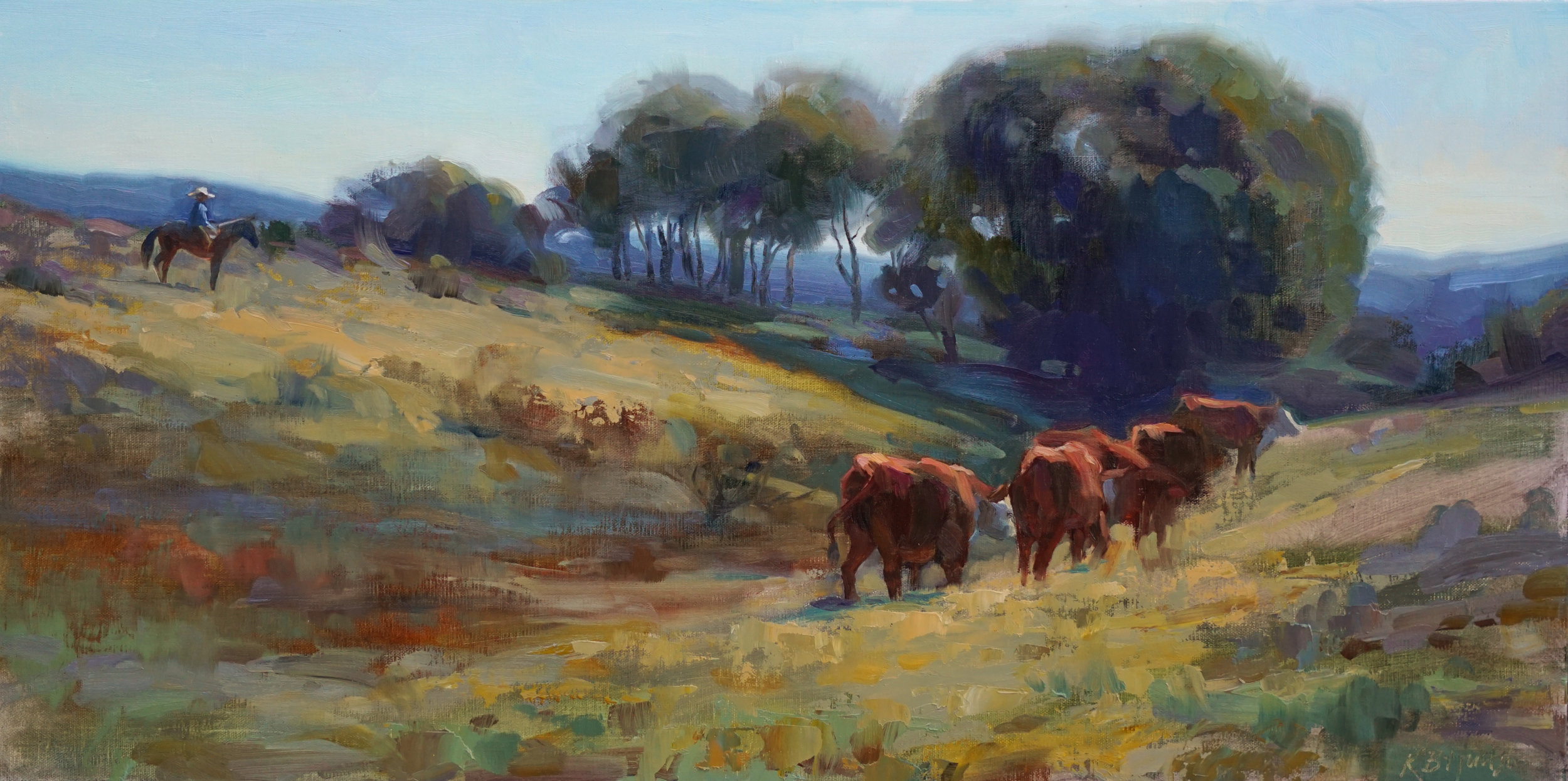 Morning at Six Mile Ranch
