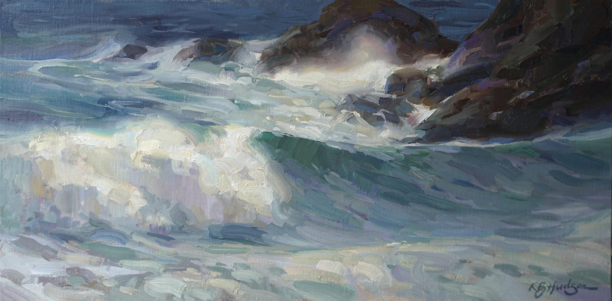 Surf After a Storm