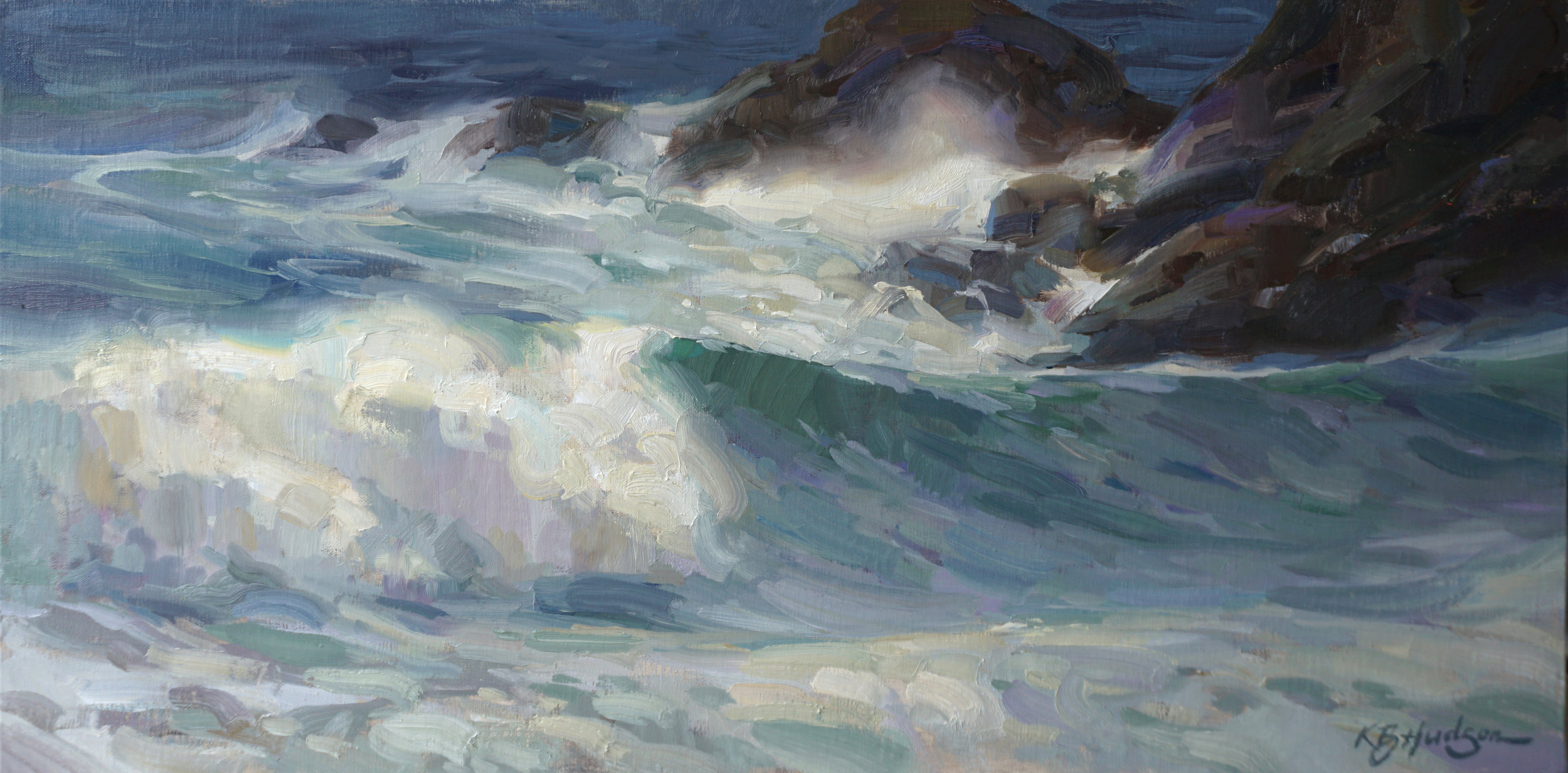 Kathleen Hudson - Surf After a Storm.jpg