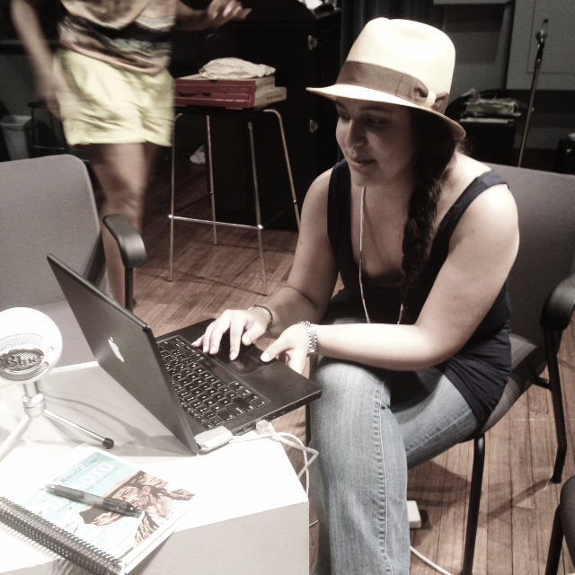 Maria Rivas,MAP Production Manager
