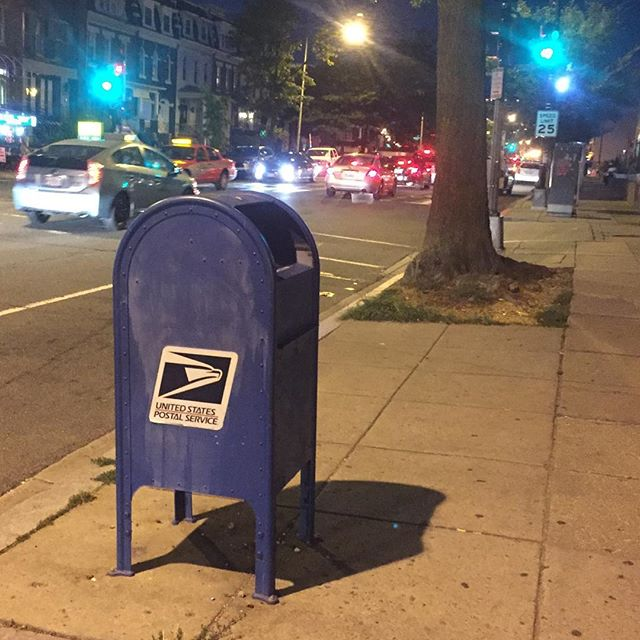14th & Meridian Pl NW ⭐️⭐️⭐️ #mailboxreview