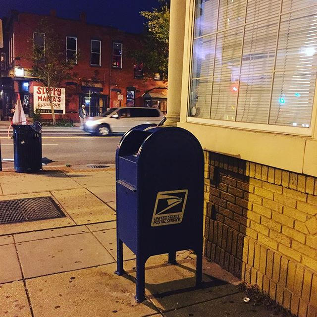 11th & U NW ⭐️⭐️⭐️⭐️#mailboxreview