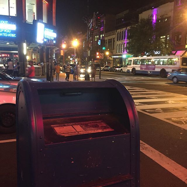 7th & H NW ⭐️⭐️#mailboxreview