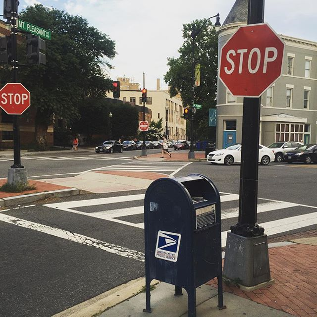 Mt Pleasant & Park NW ⭐️⭐️⭐️⭐️#mailboxreview