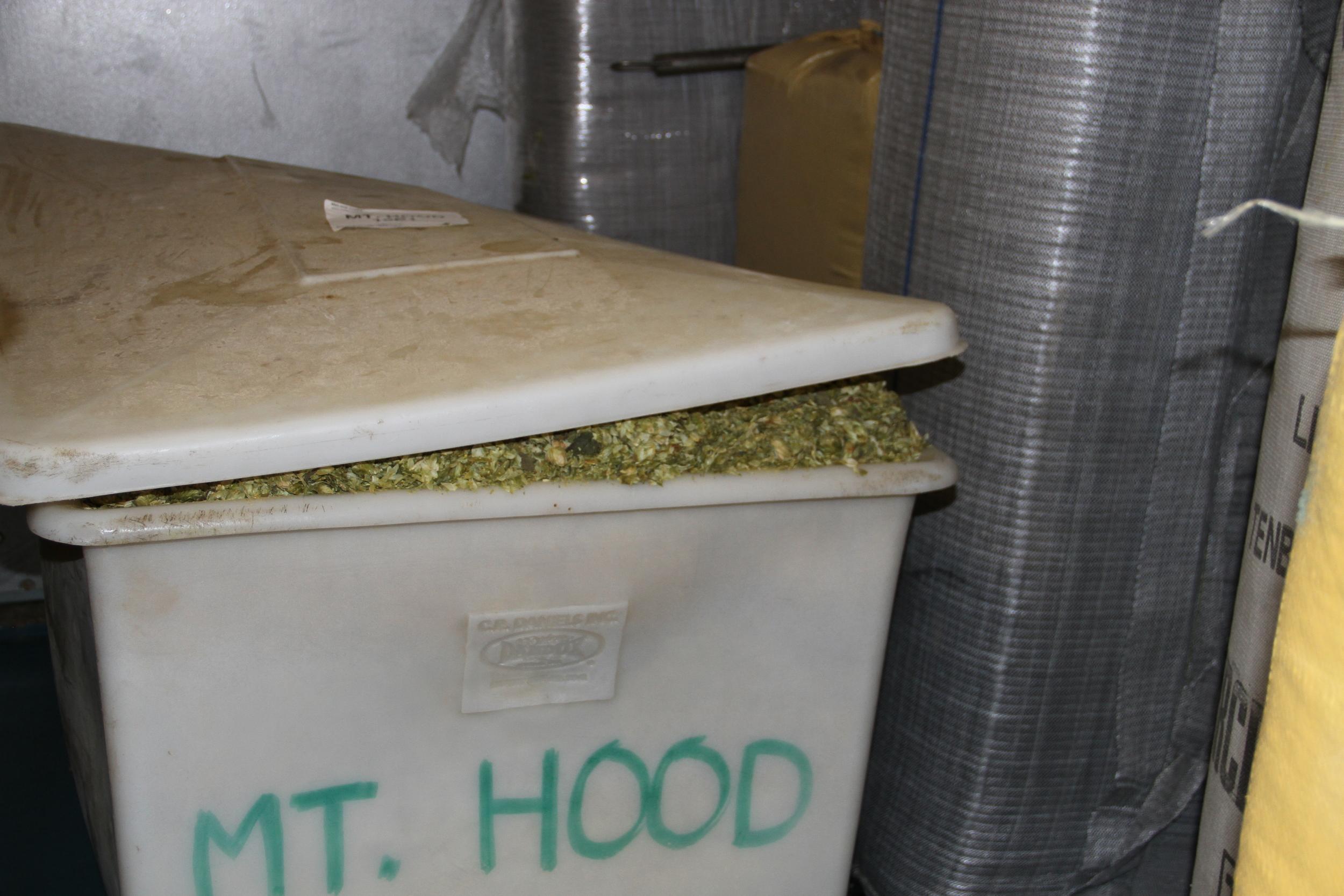 Shipyard hops cont., Portland