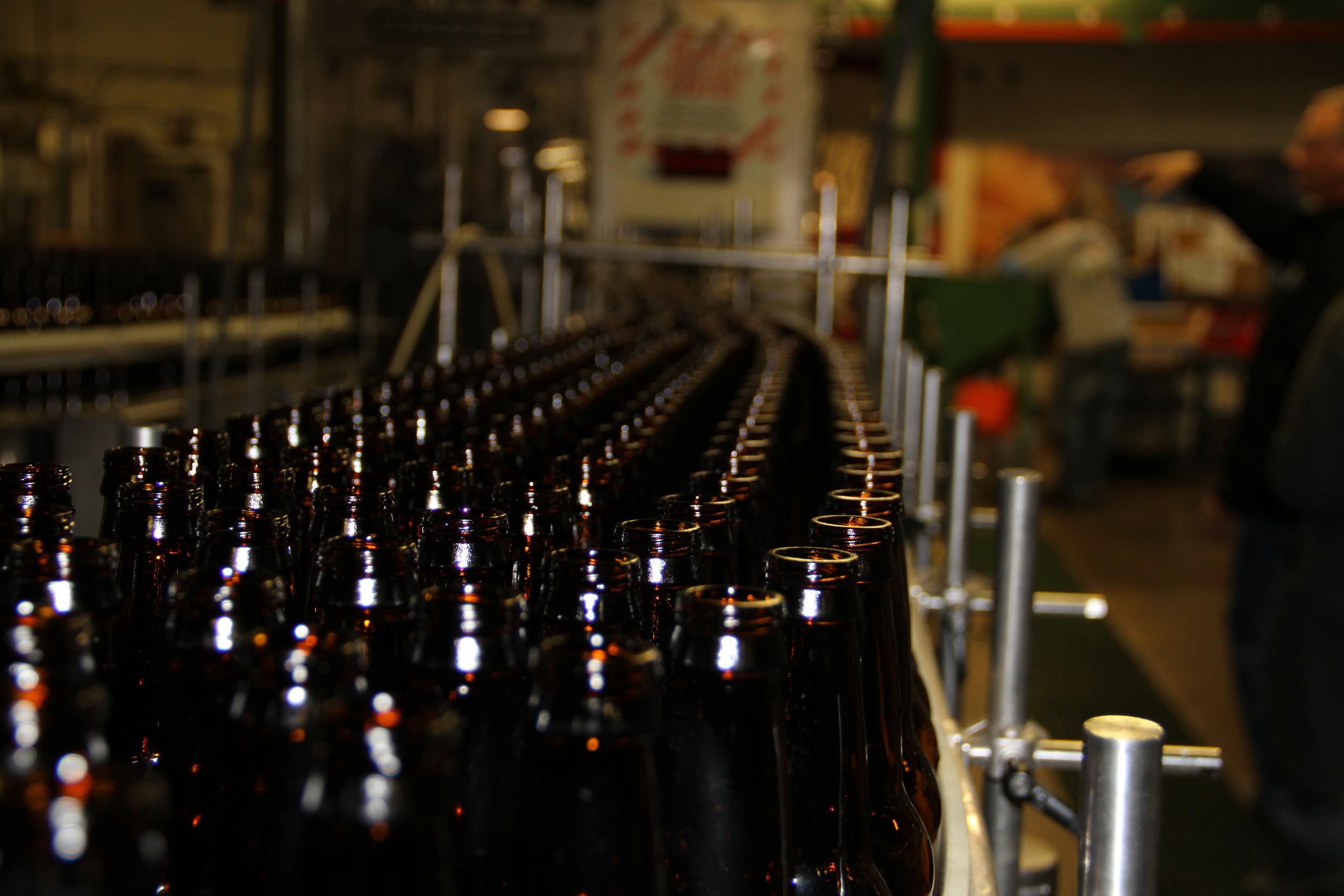Bottling line, Shipyard, Portland