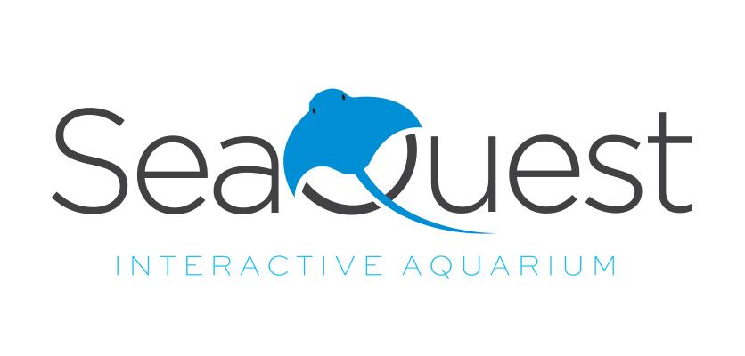 SeaQuest Interactive Aquarium Logo