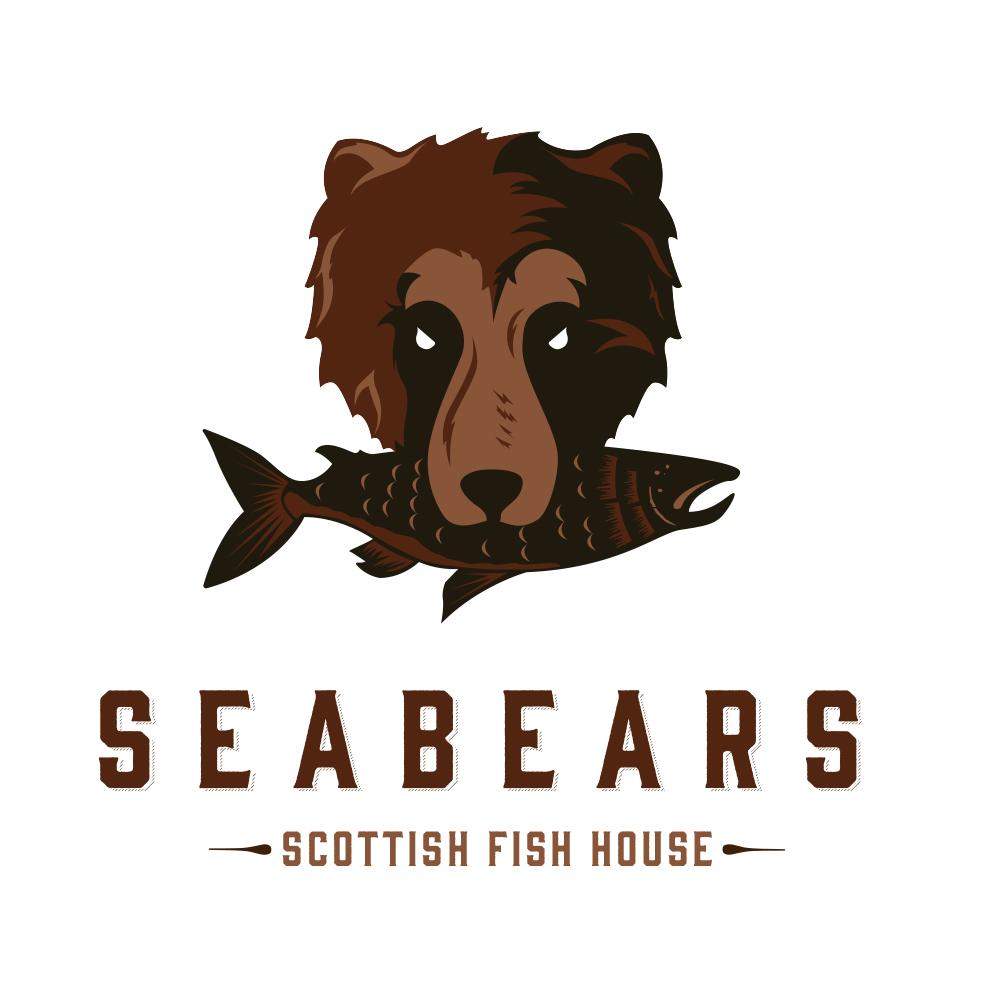 SeaBears Fish House Logo