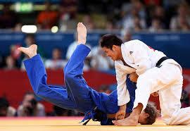 Korean Olympic Judo