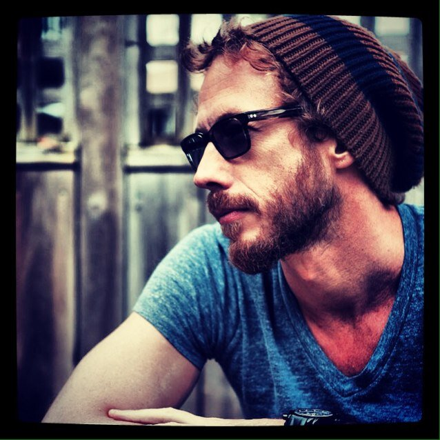 Toronto-based actor Kris Holden-Ried in  Sex After Kids.