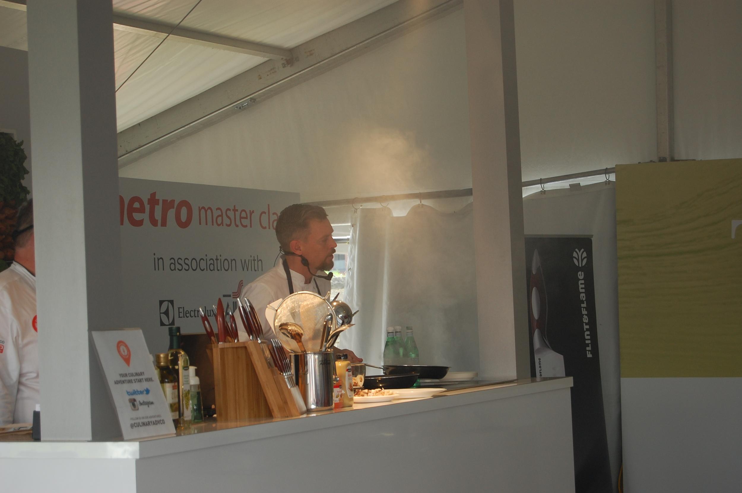 E - Metro Master Class with Ben Heaton, The Grove.JPG