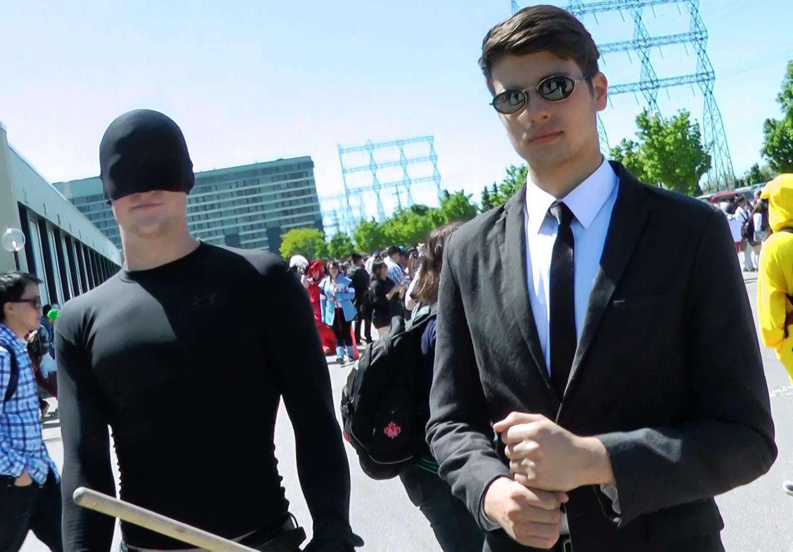 Matt Murdock - Lawyer by day, Daredevil by night