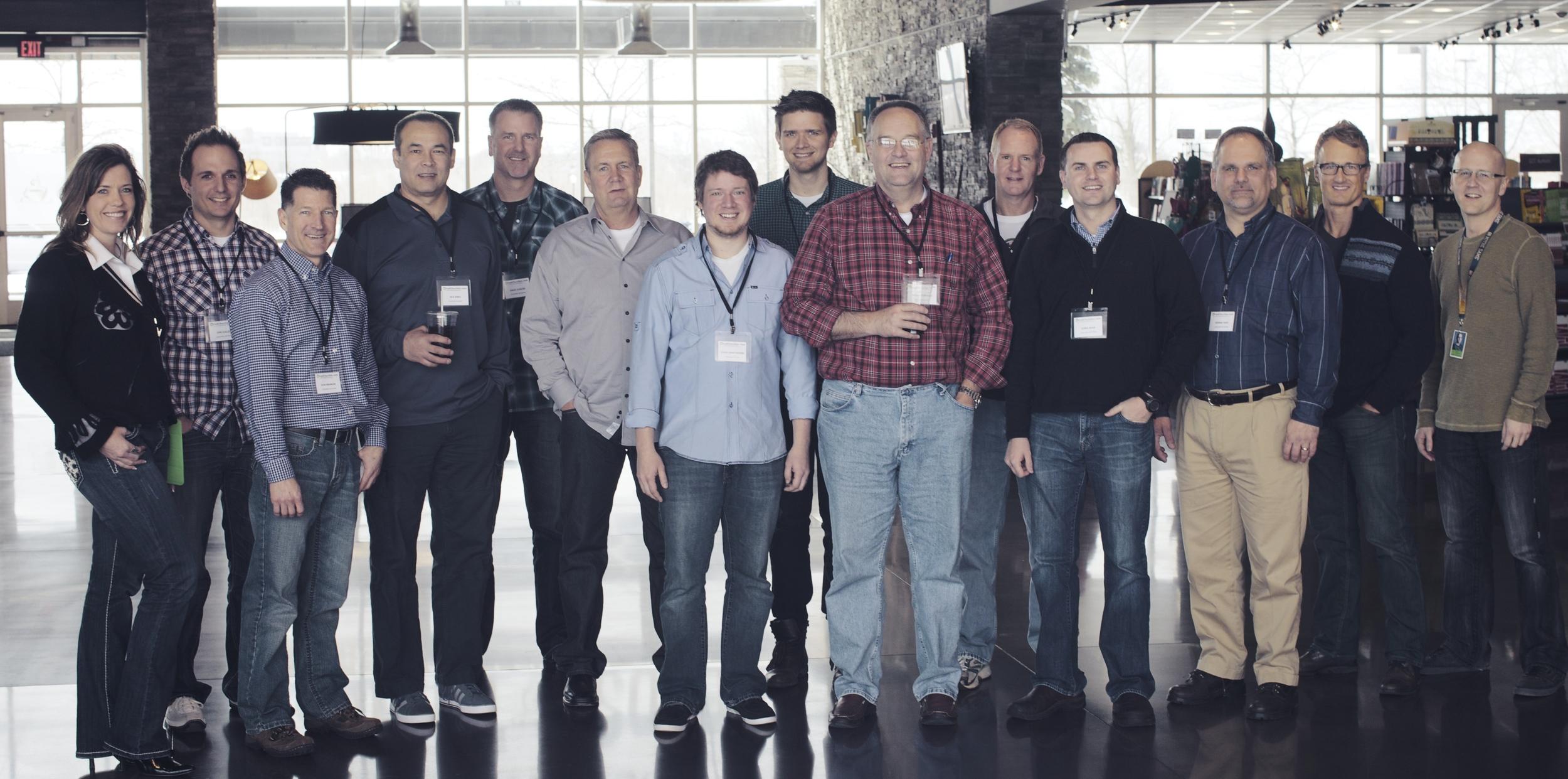 Executive Pastors' Coaching Network, March 2013