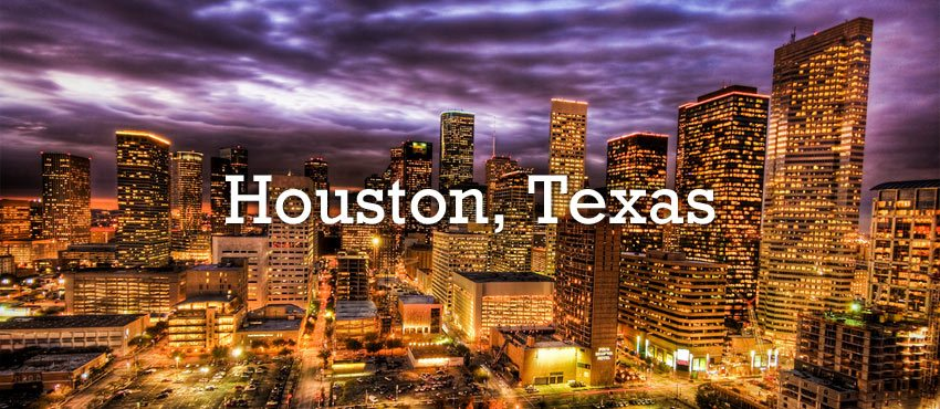 We Are Moving to Houston!