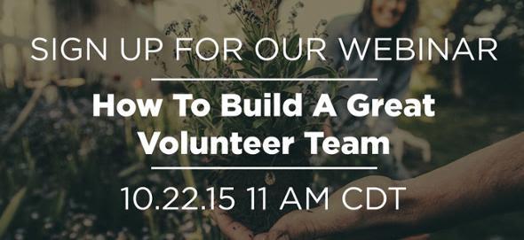 Vanderbloemen Volunteer Webinar