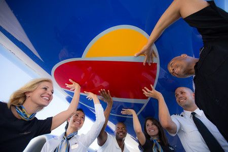 Photo from Southwest Airlines'Glassdoor.com Page