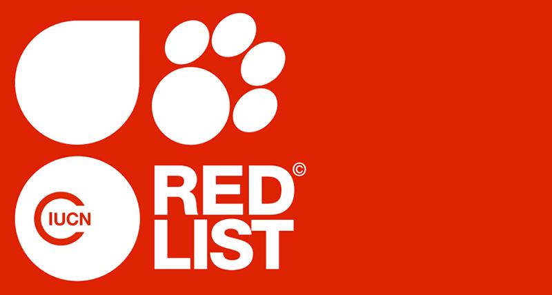 La liste rouge - IUCN