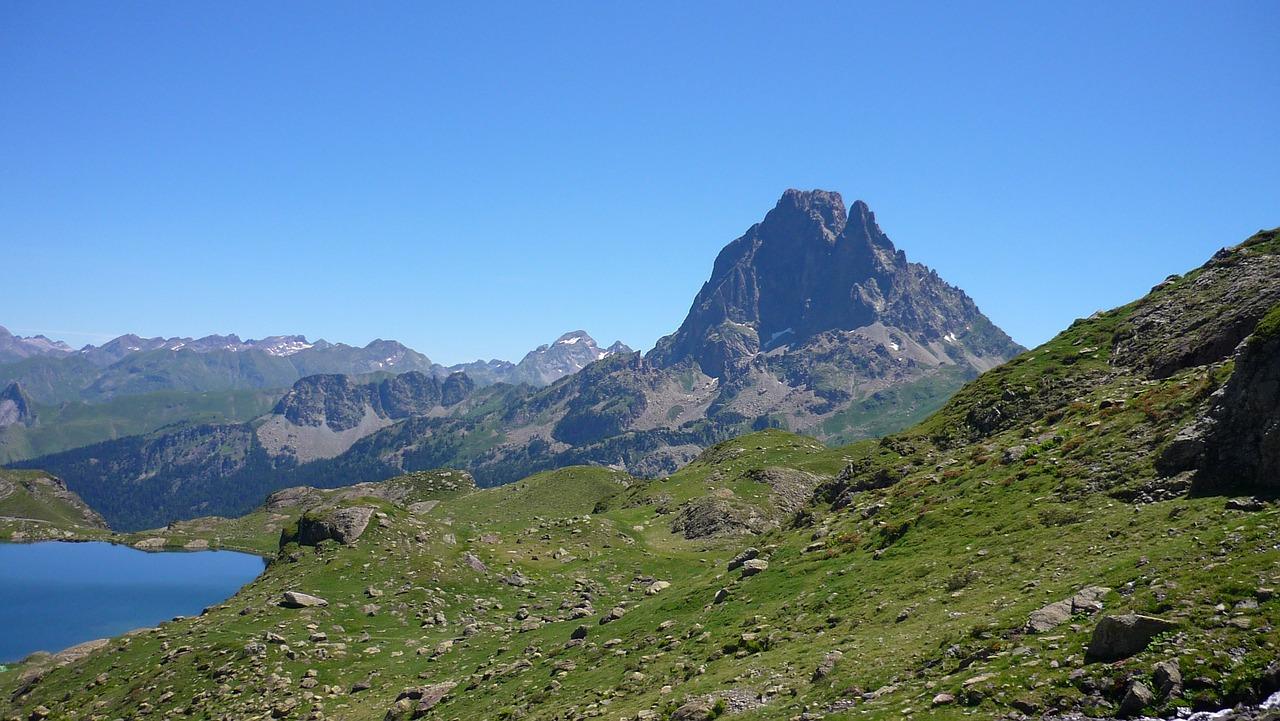 Etude d'une trame noire : Parc National des Pyrénées