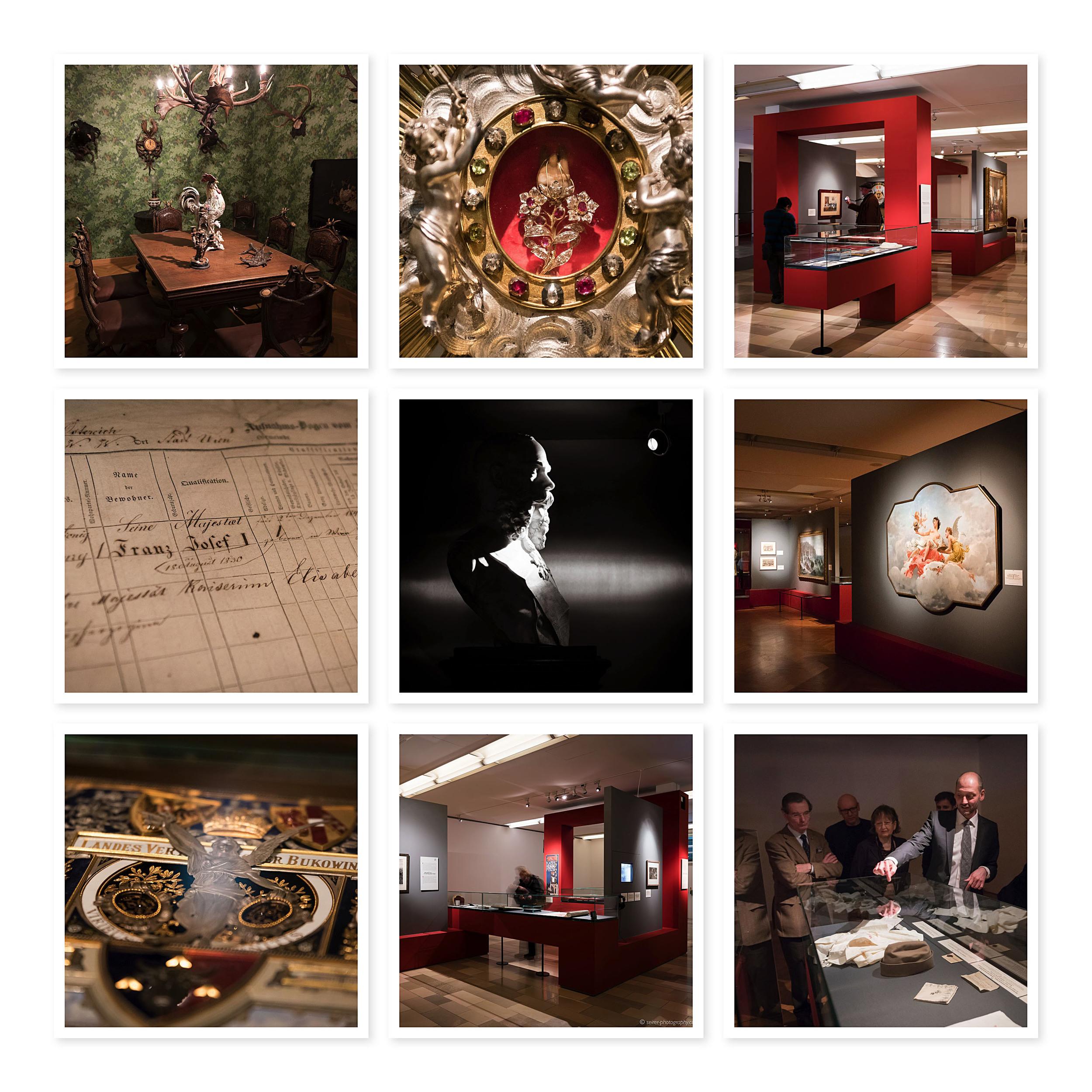 Fest und Alltag Ausstellung im Hofmobiliendepot