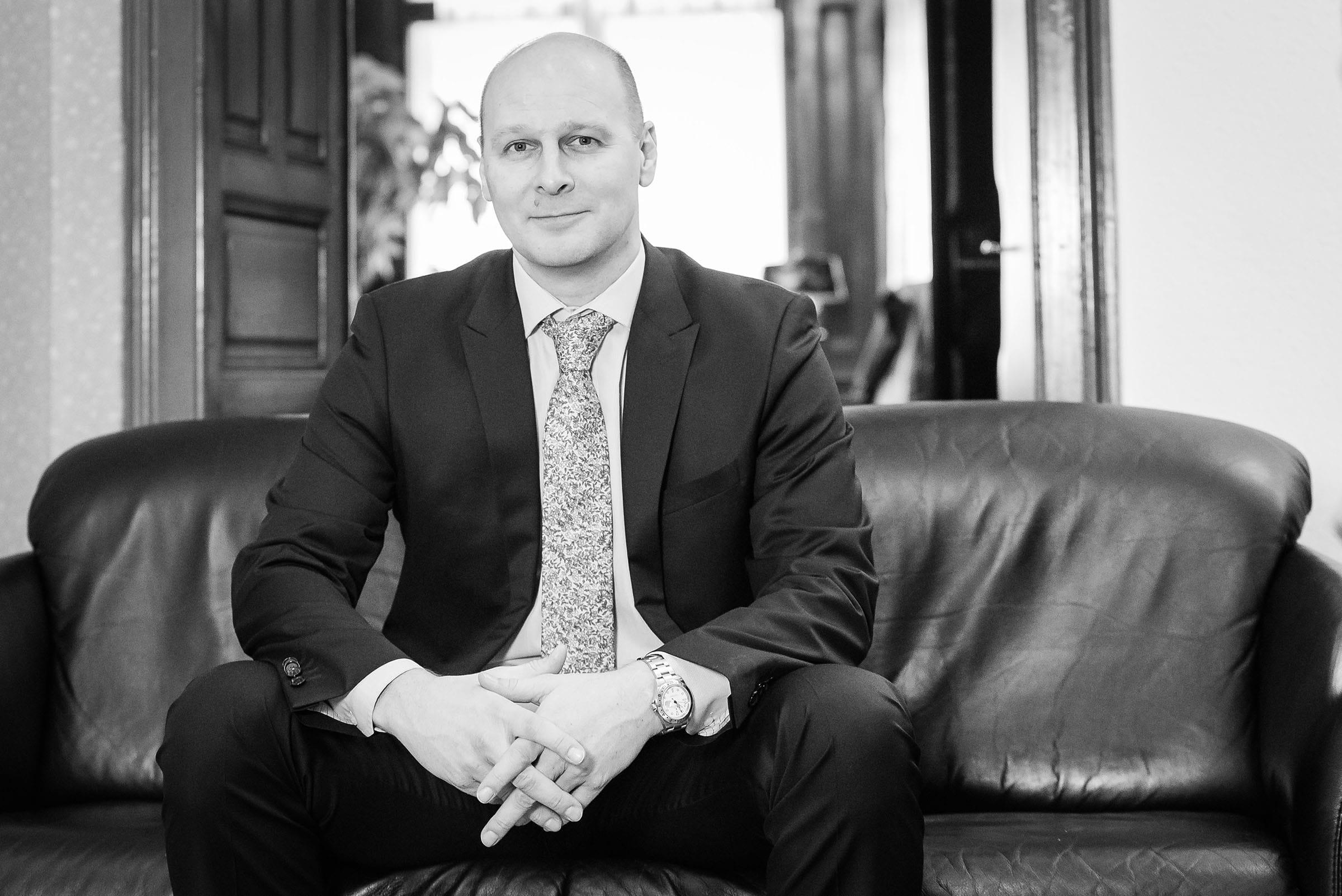 Dr. Christoph Neuhuber, Rechtsanwalt