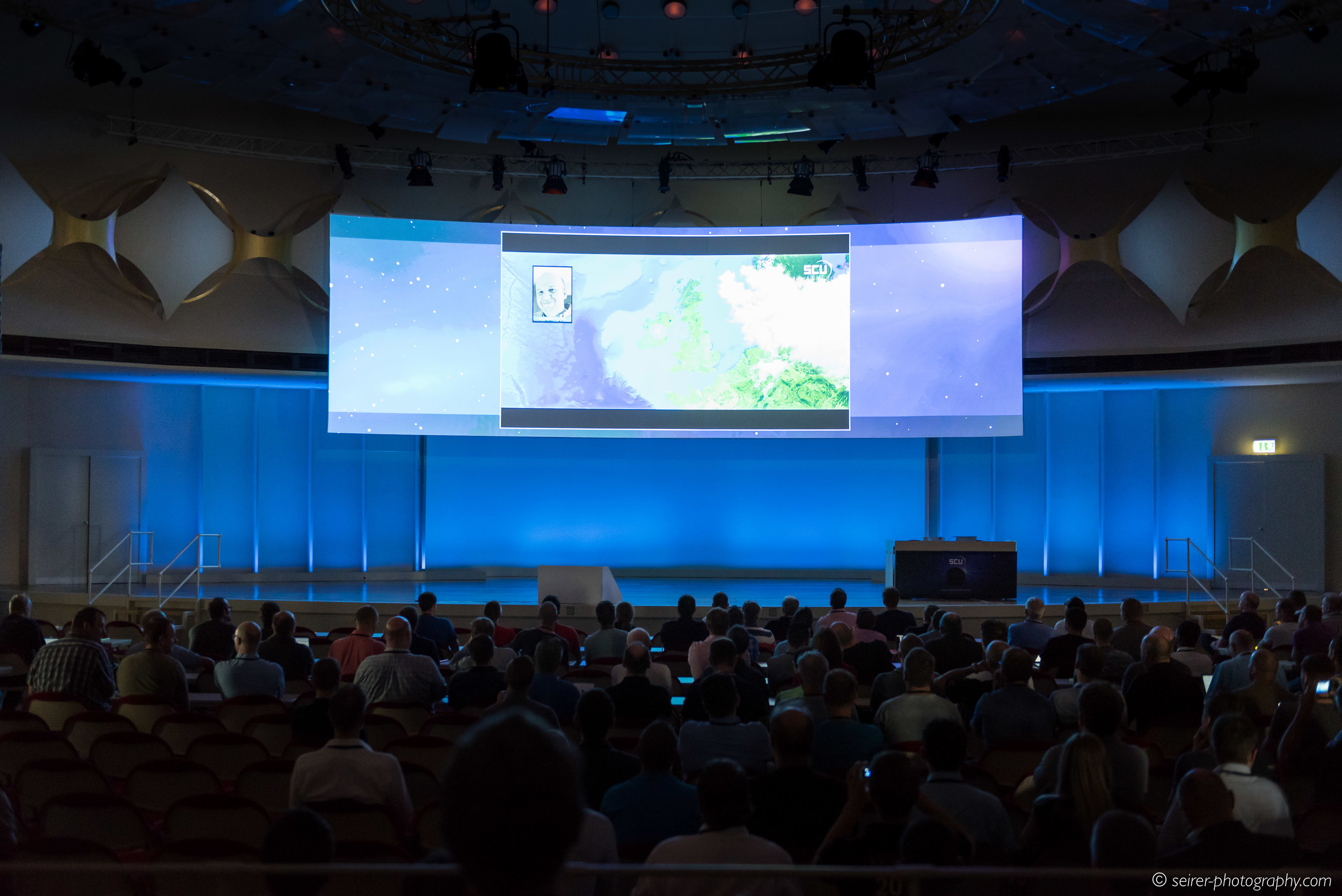 Keynote der SCU Europe
