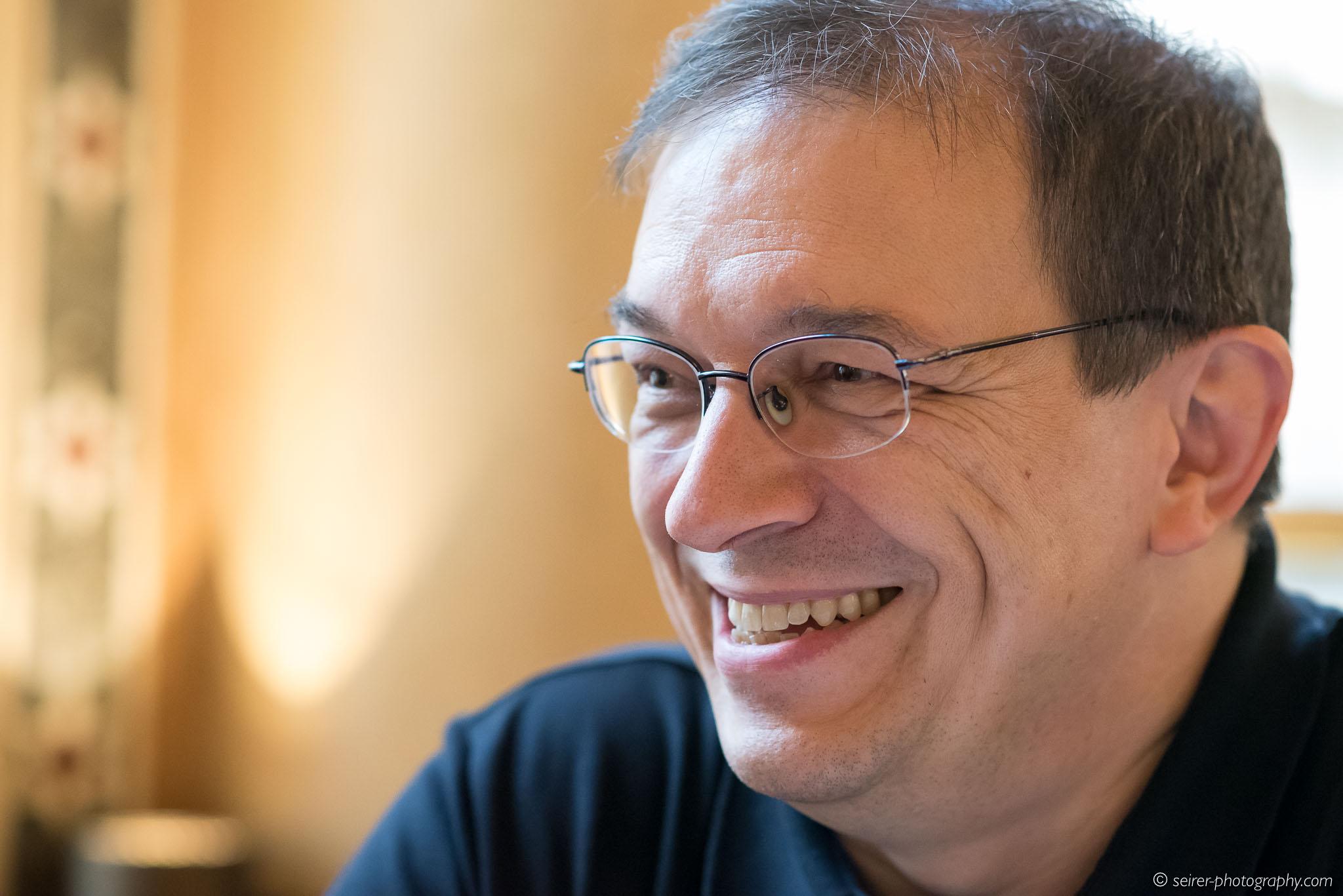 Andreas Eschbach im Interview