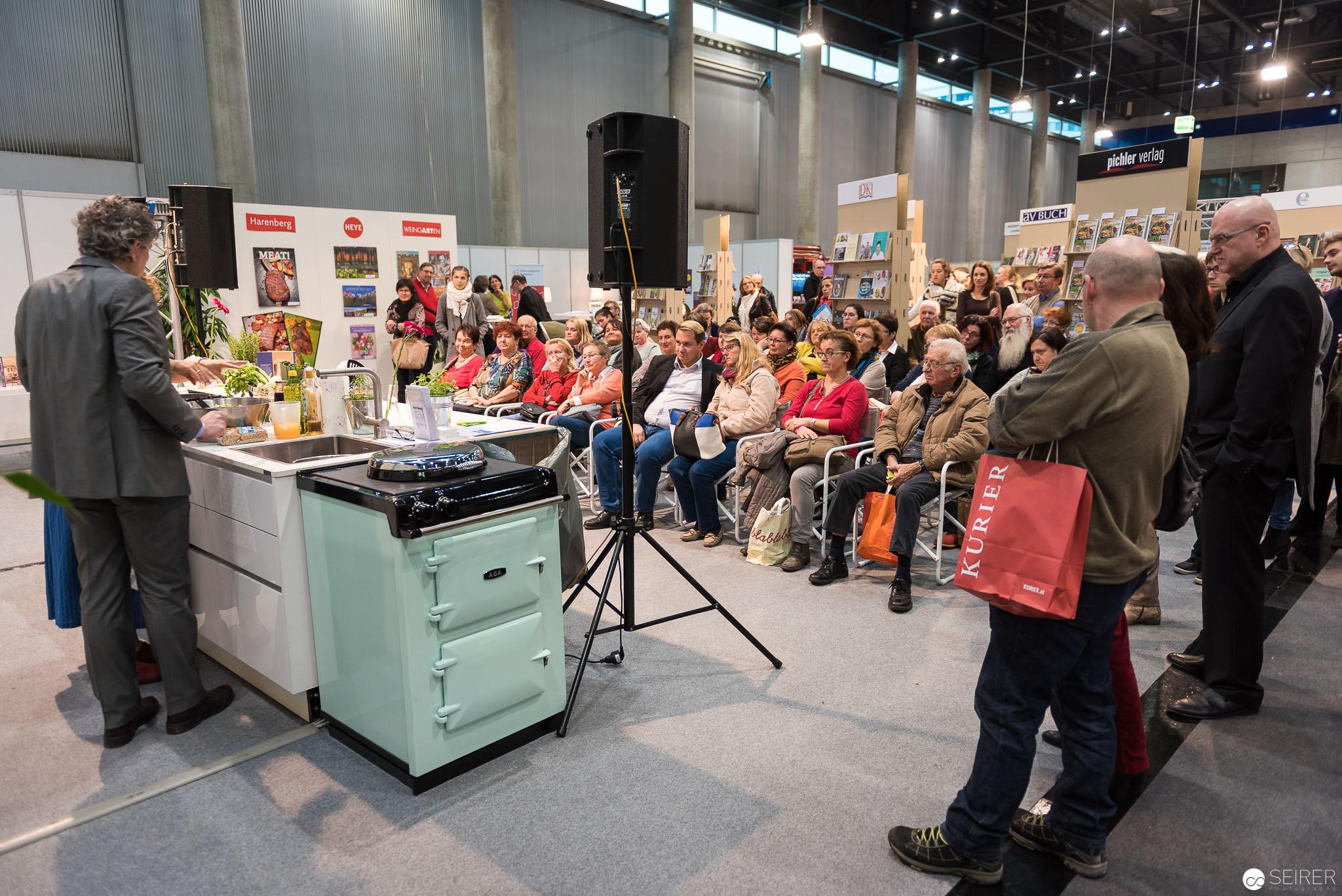 """Elisabeth Lust-Sauberer mit """"Kochen wie die Bäuerin"""""""
