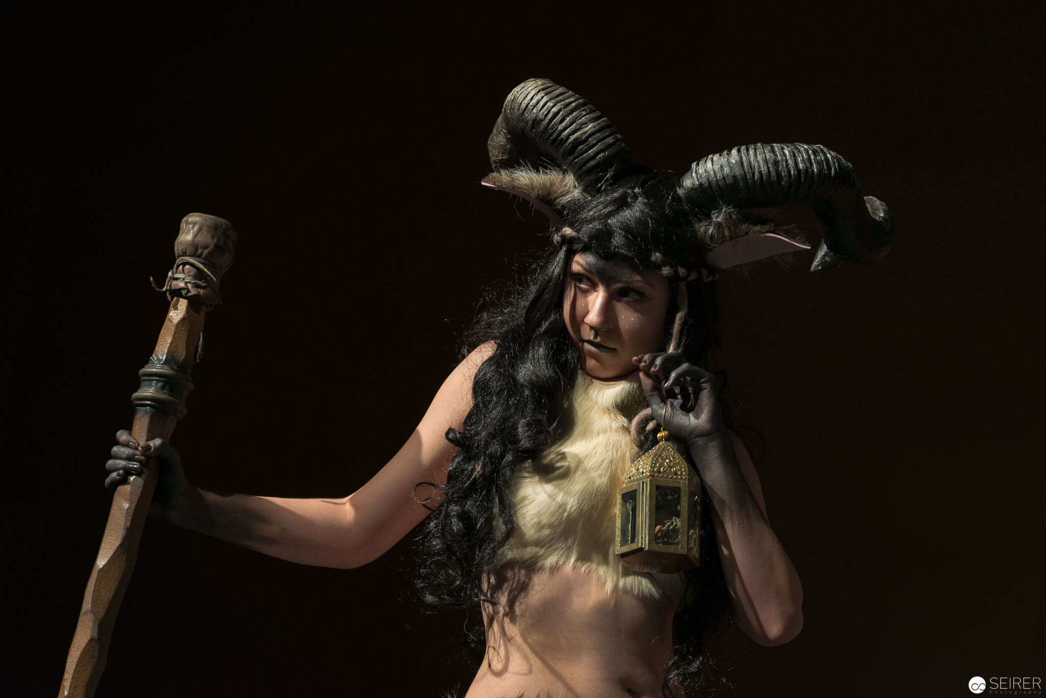 Satyr/ Pan griech. Mythologie / Armor Cosplay: Lee Lee
