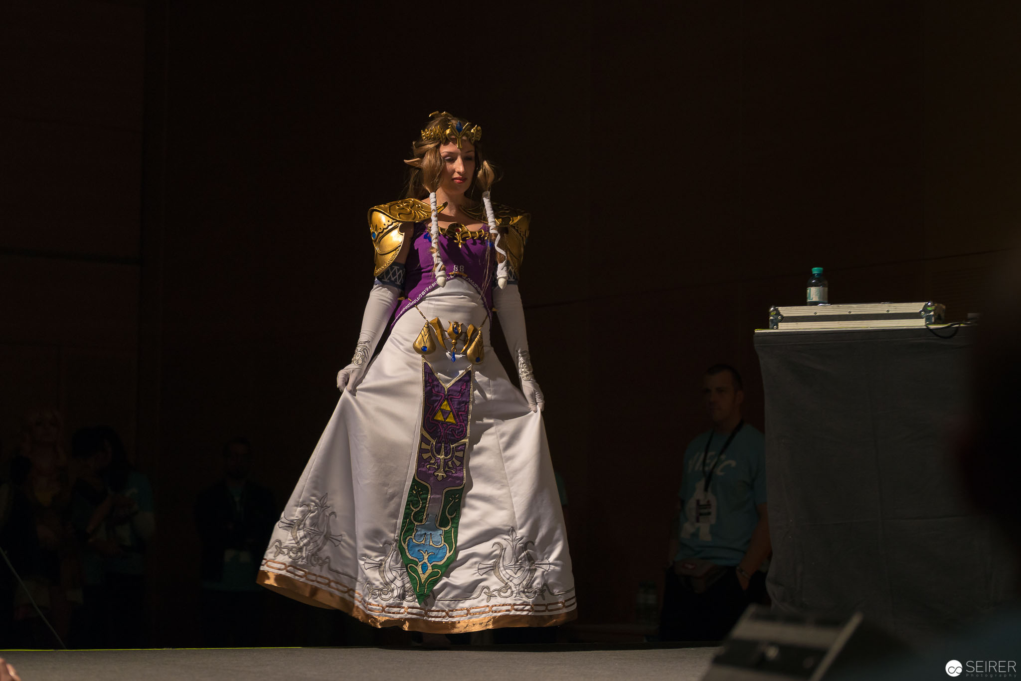 Zelda from Twilight Princess / Needlework Cosplay: Terruh