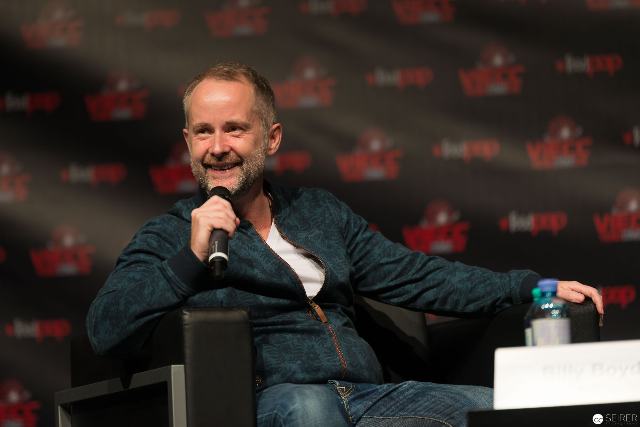 Billy Boyd @ Vienna ComicCon