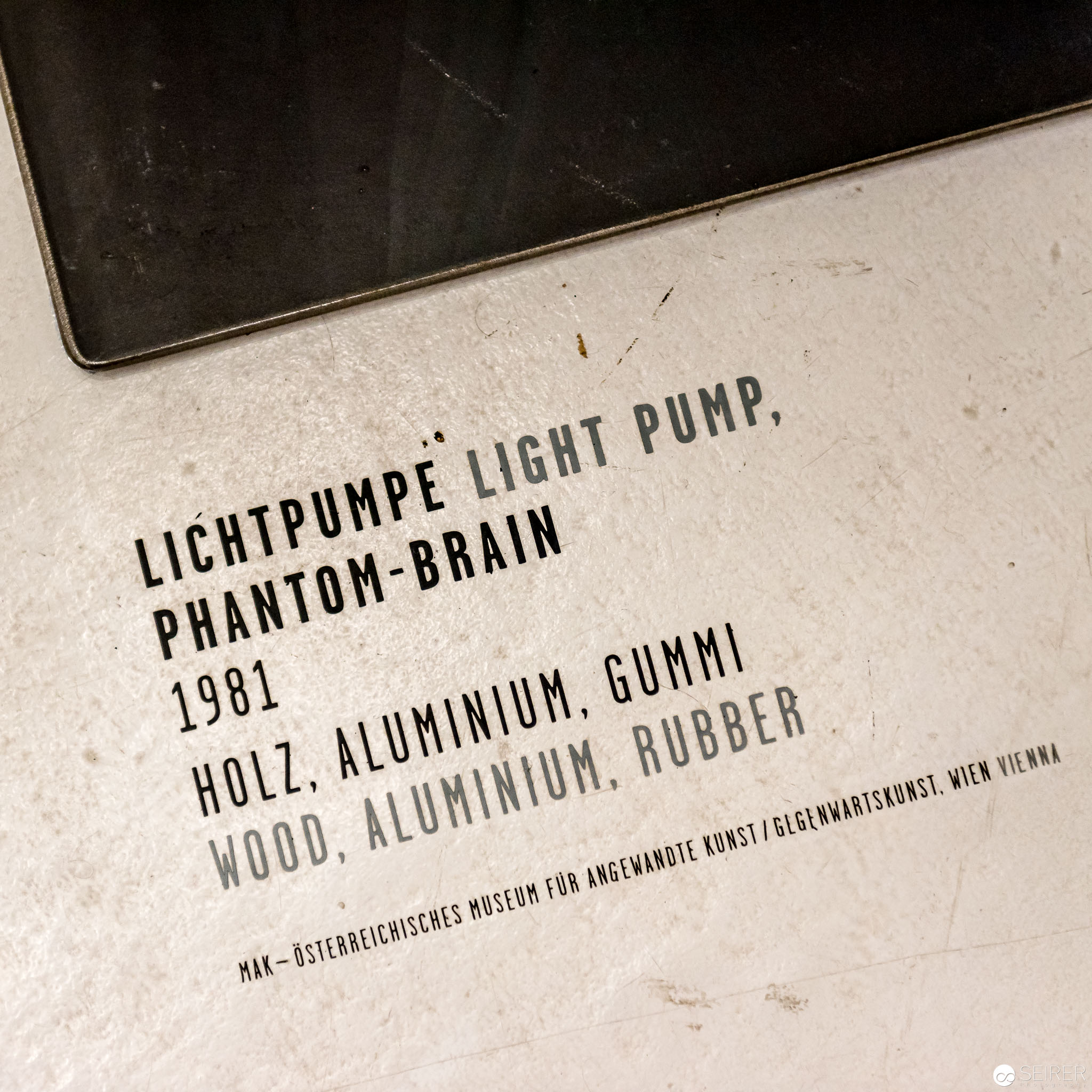 Lichtpumpte von Alfons Schilling