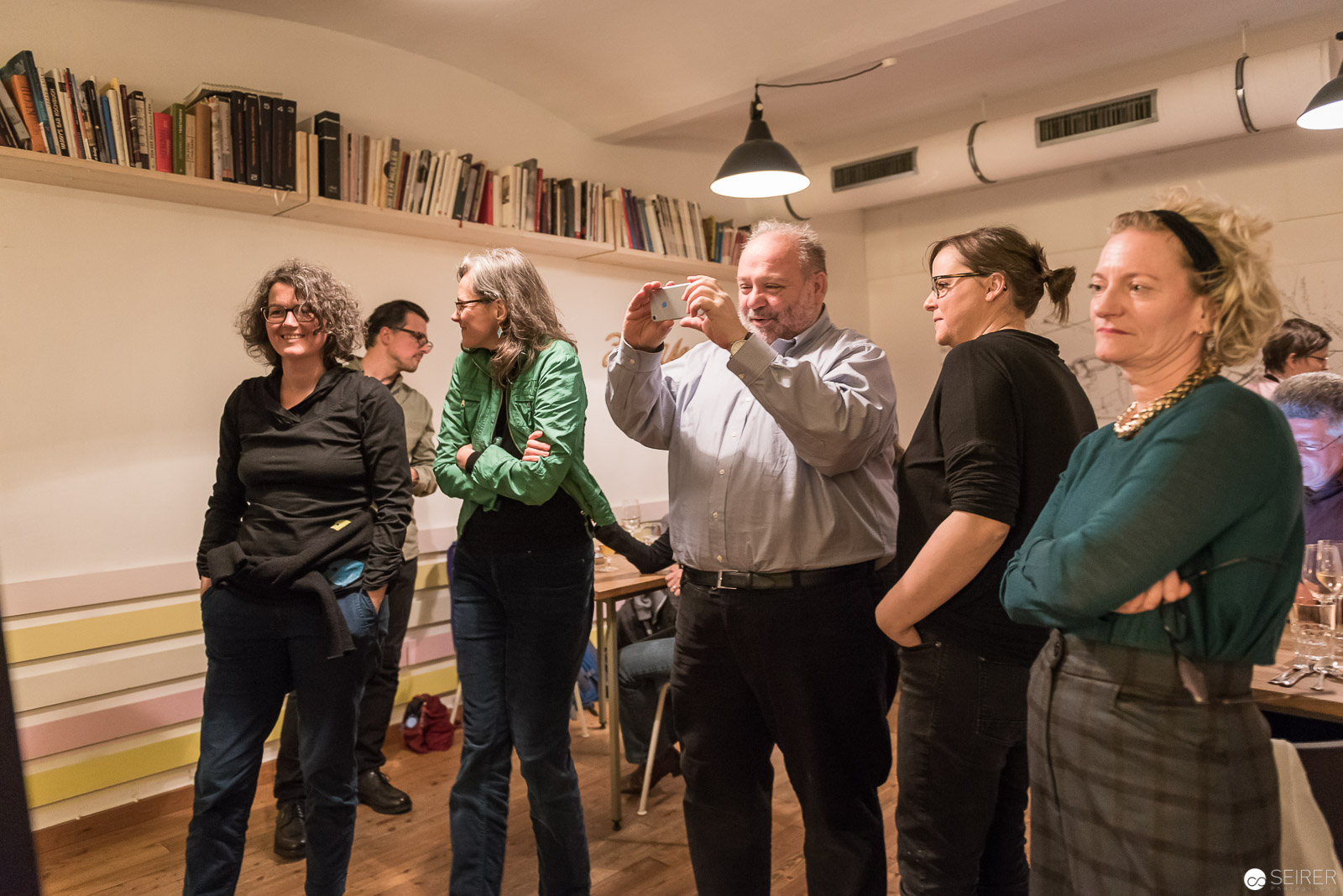 """Event """"Veränderungen in der Landschaftsfotografie und auf dem Teller"""" - in der Speisekammer in Wien"""