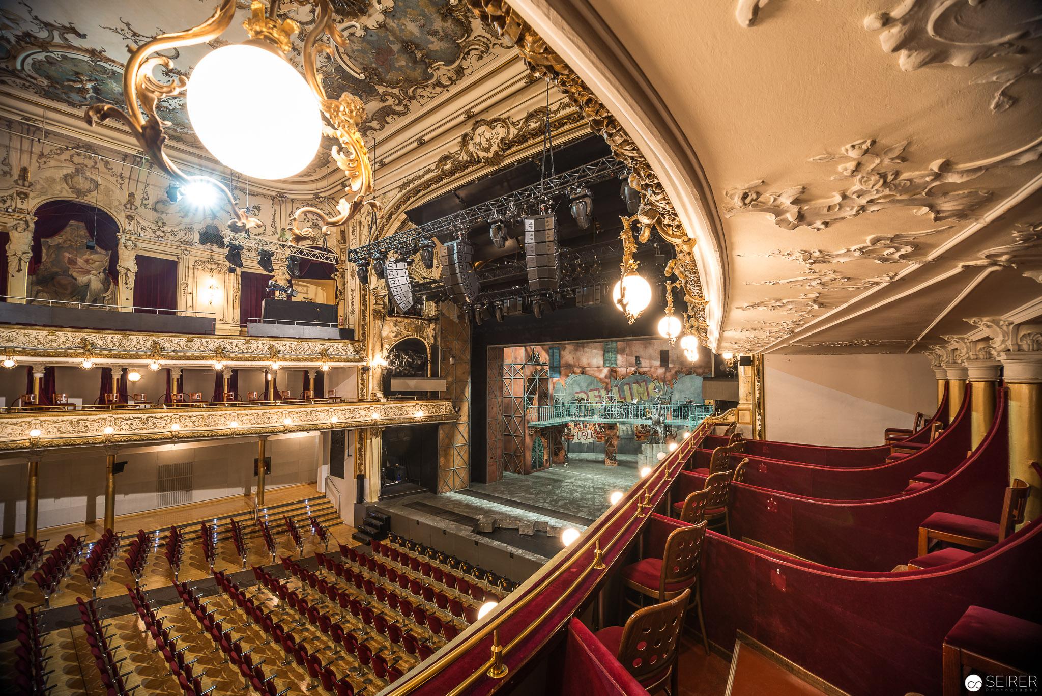 Ronacher Theater